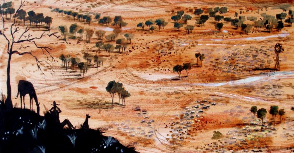 outback painting